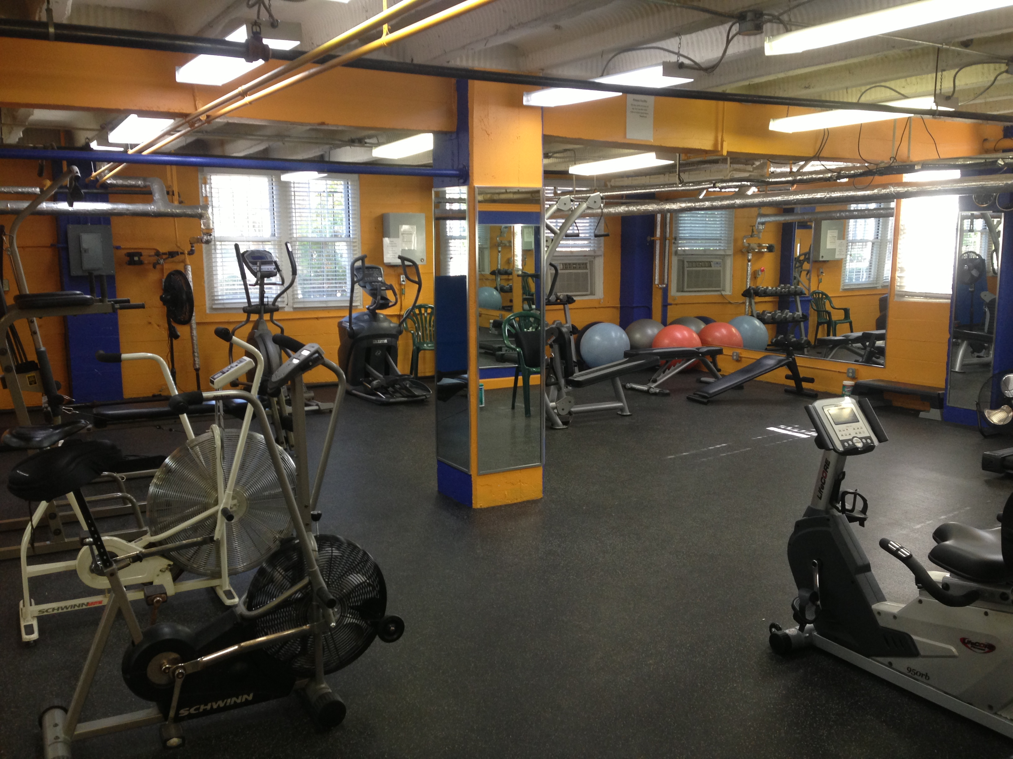 Dartmouth Willow Terrace Gym