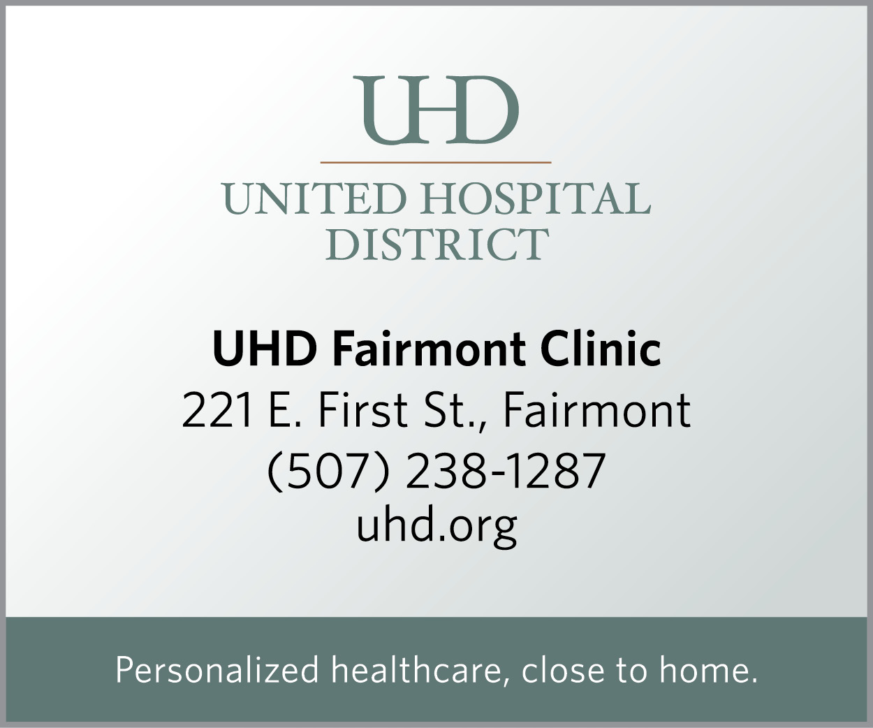 United Hospital District