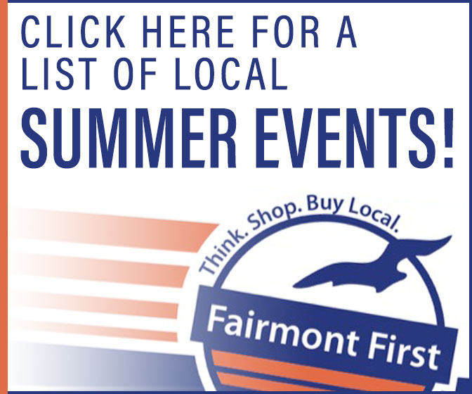 Fairmont Summer Events!