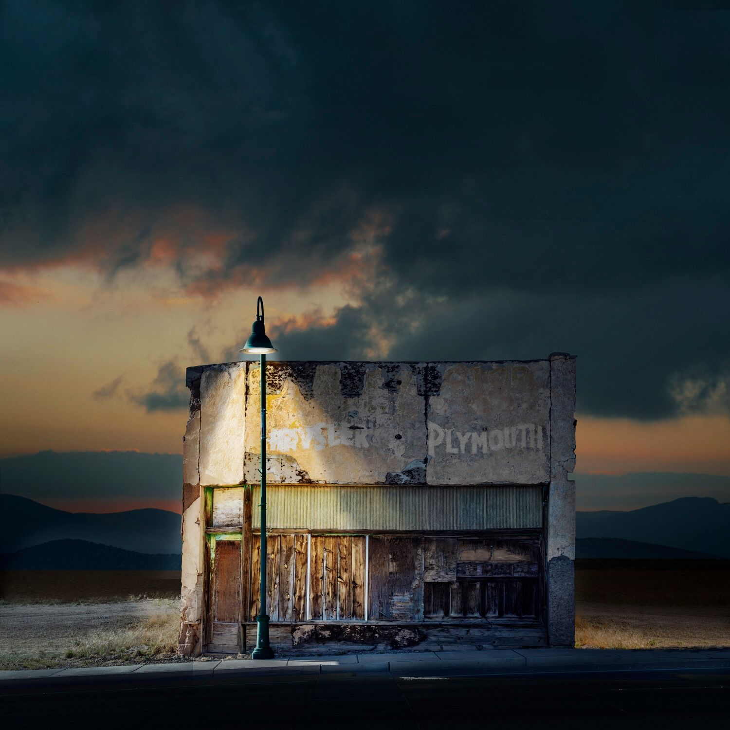 "Ed Freeman ""Western Realities"""