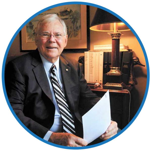 The Honorable Bill Frederick | Orlando Land Trust Honorary