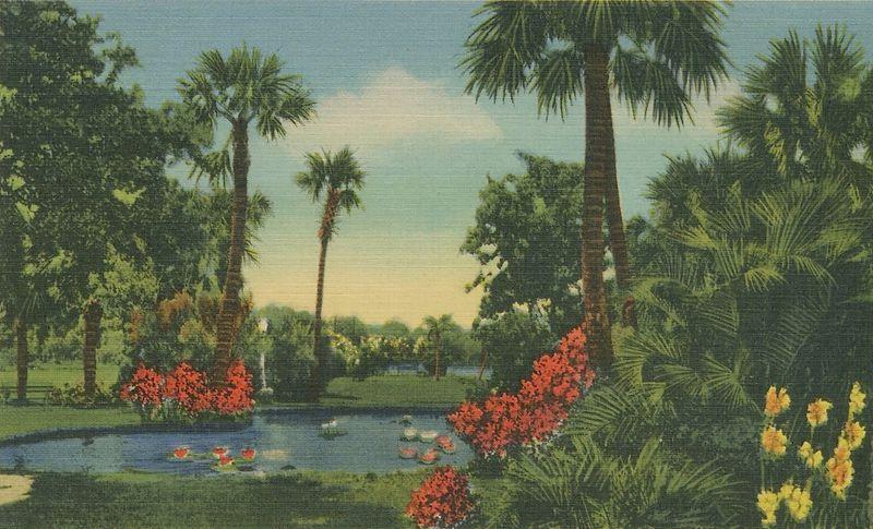 Lake Eola Park - Orlando Sentinel