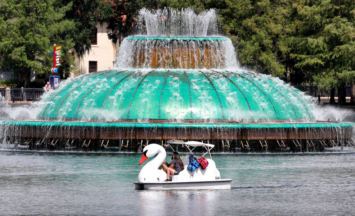 Lake Eola Park | Orlando Land Trust | Orlando Sentinel