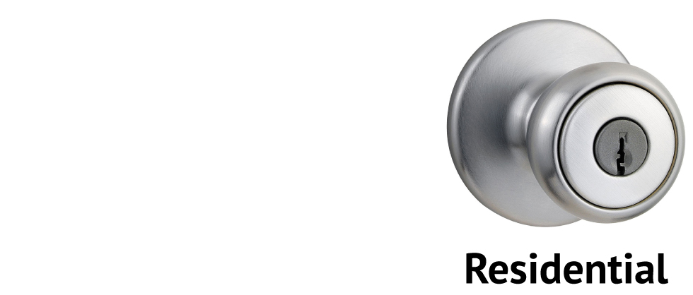 Replacement, Lockout Service, Rekeying, Installation, Deadbolts.