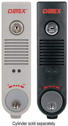 EAX 500 Battery Powered Door Alarm By Detex.
