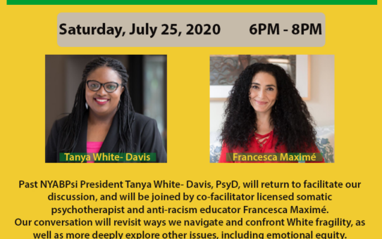 Part 2 - Empowering the Black Mind: A Conversation on How We Navigate White Fragility
