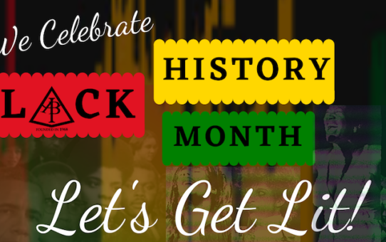 Let's Get Lit! Celebrating Black Culture and Building Racial Consciousness through Storytelling and Literary Arts