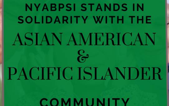 NYABPsi Stands in Solidarity with the Asian American and Pacific Islander Community