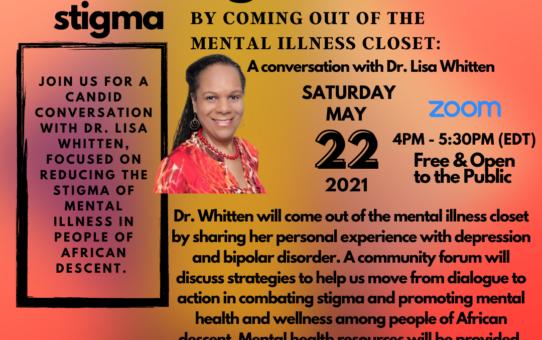 NYABPSi Mental Health Awareness Month Event