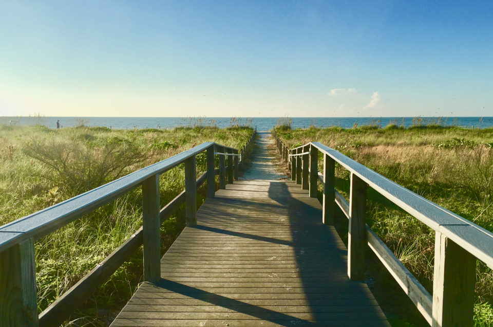 Places to Go: Gulfside City Park Beach