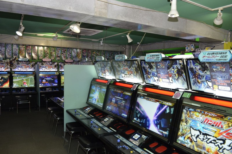Try Amusement Tower floor 6