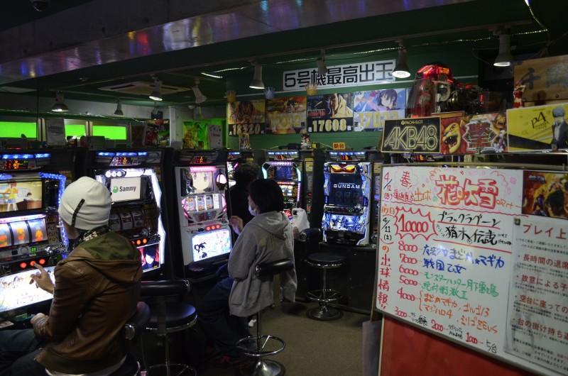 Try Amusement Tower floor 3