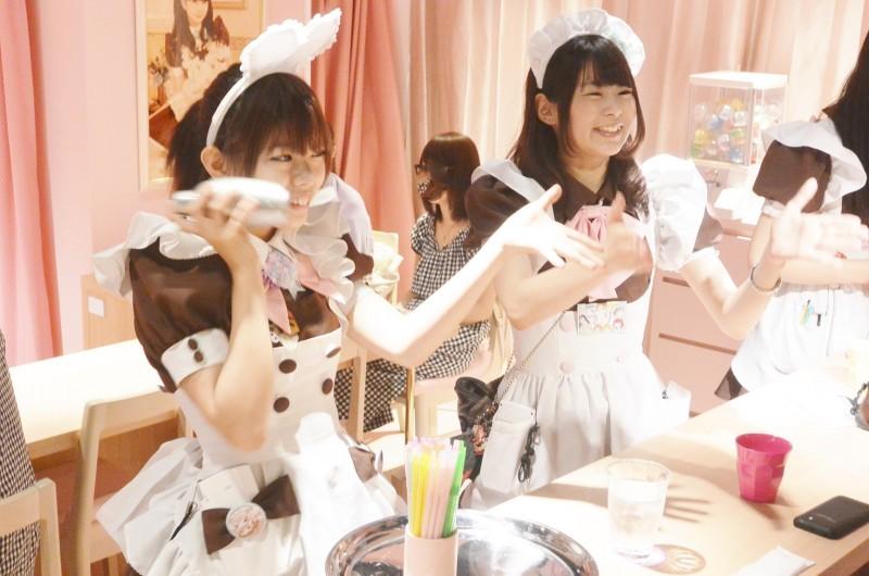 At Home Cafe Akihabara Maids