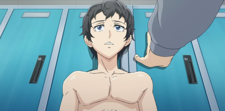 Dive!! Anime Review Episode 4 & 5: (Kind of Gay) Tensions