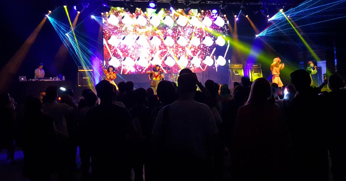 Japanese concert