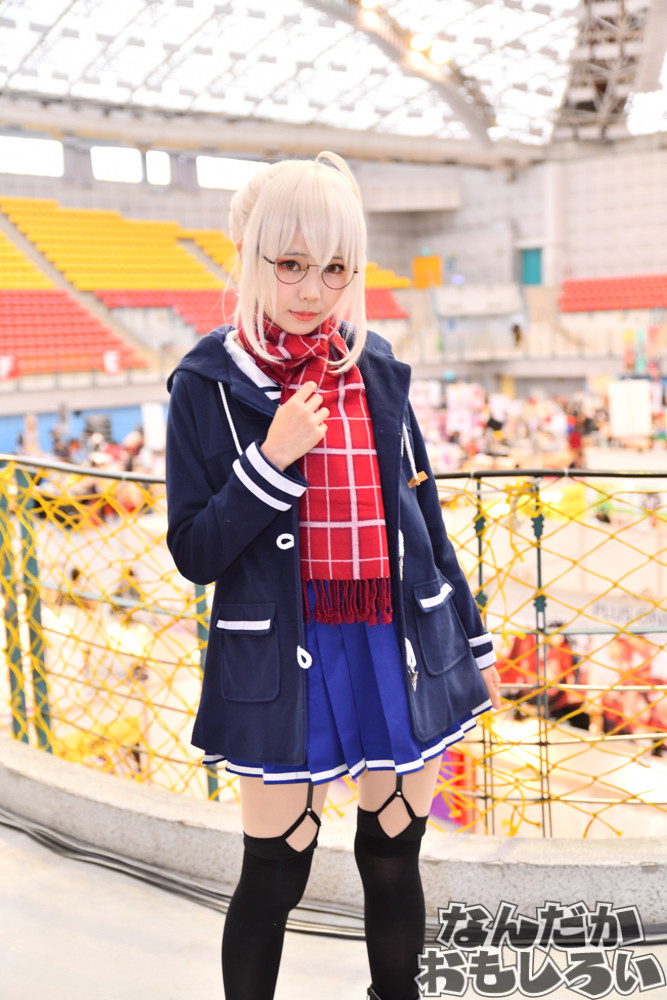 FF31 Fancy Frontier Saber Cosplay