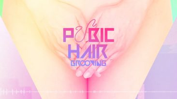 pubic hair grooving song logo