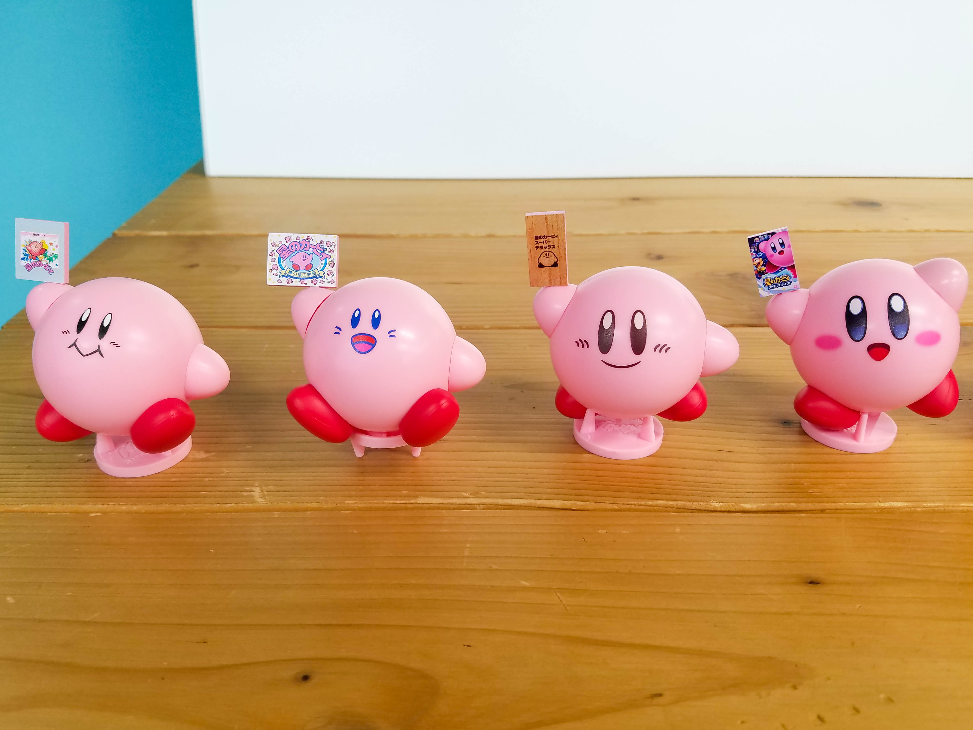 The second set of the Corocoroid series of capsule toys