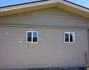 siding hail damage, stl siding damage, siding damage, hail damage, st louis hail,