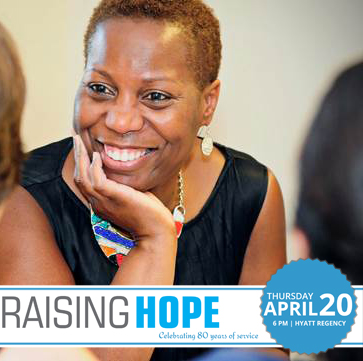 Raising Hope: A Journey from the Streets to Success