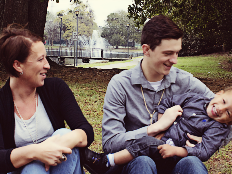 A Second Chance for a Mother & Her Sons: Donna's Story