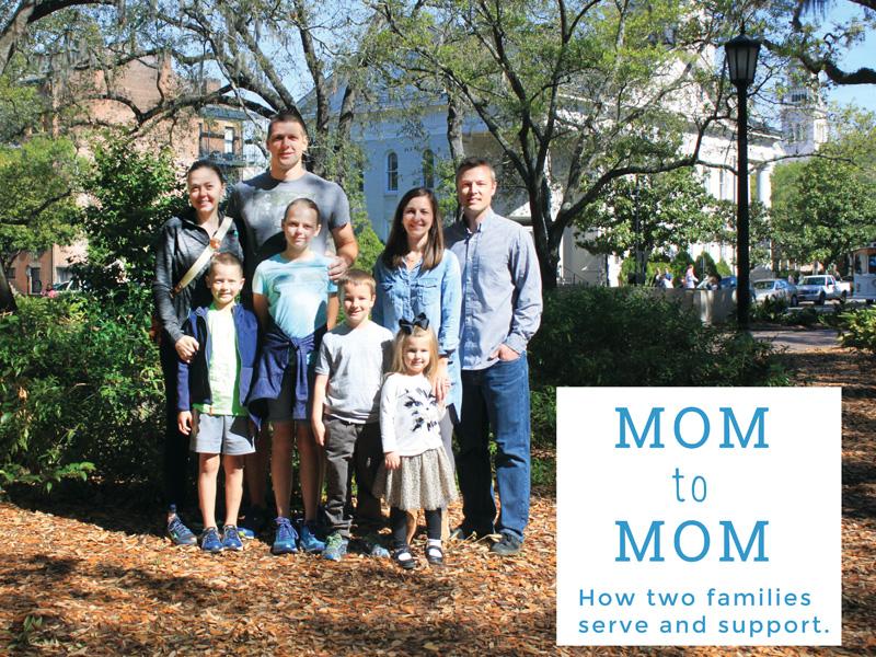 Volunteer Spotlight: Mom to Mom
