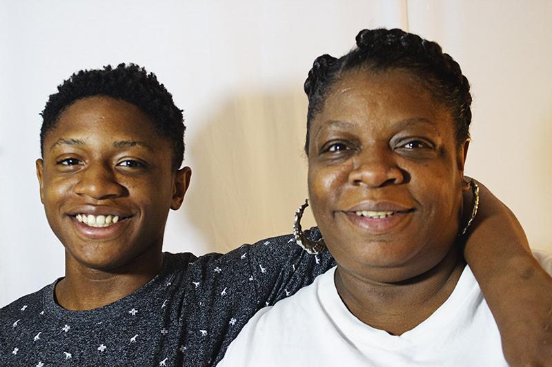 Rising Above: Latesha's Story of Success