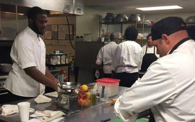 Graduates Full of Hope: Culinary Arts Program Spotlight