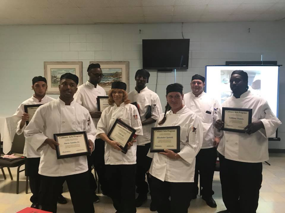 Culinary Arts Program Graduates