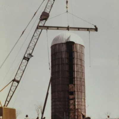 Silo-Placement-History