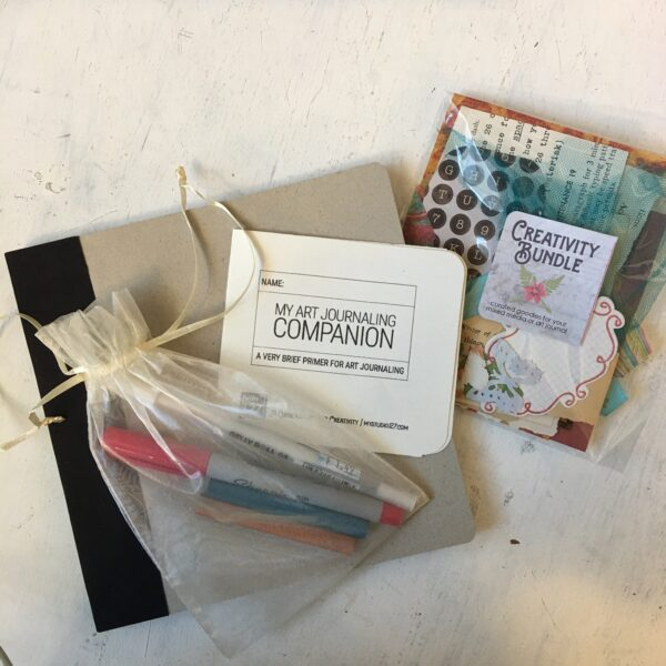 small art journal starter kit
