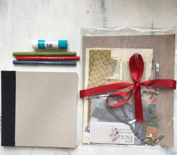 Medium Art Journal Starter Kit