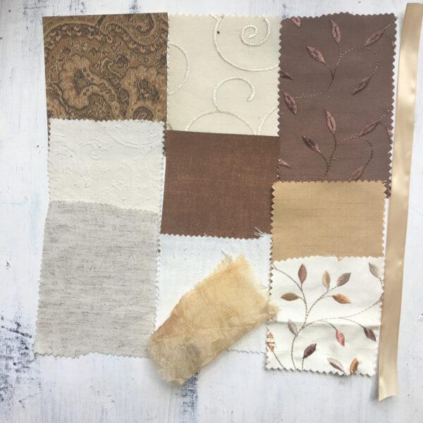 fabric creativity journal