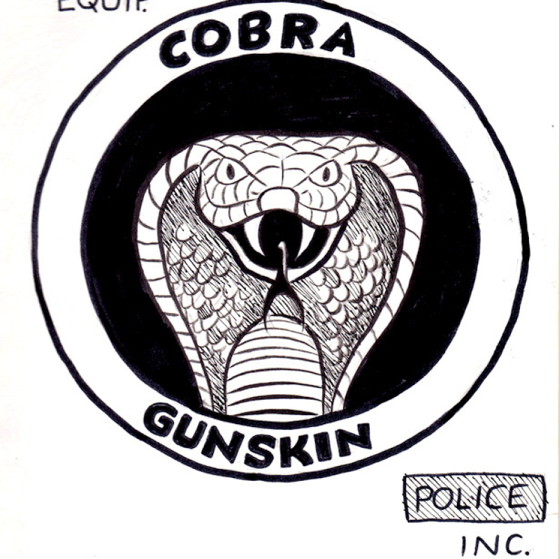 Cobra Gunskin by Glenn Head