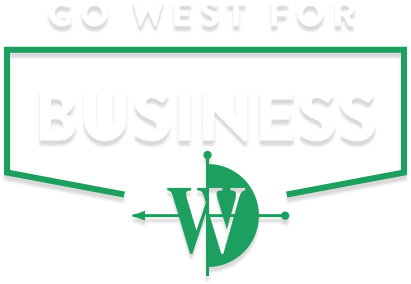 GoWest Business Text Piece