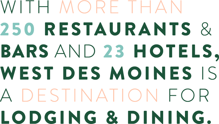 GoWest Water Restaurant and hotel Text Piece