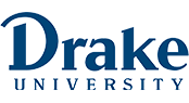 GoWest Drake University Logo