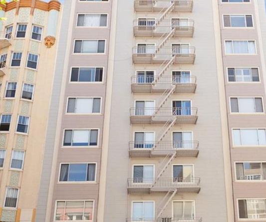 GoWest Apartment Building