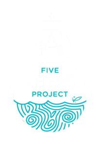 GoWest Five Waters Project Logo
