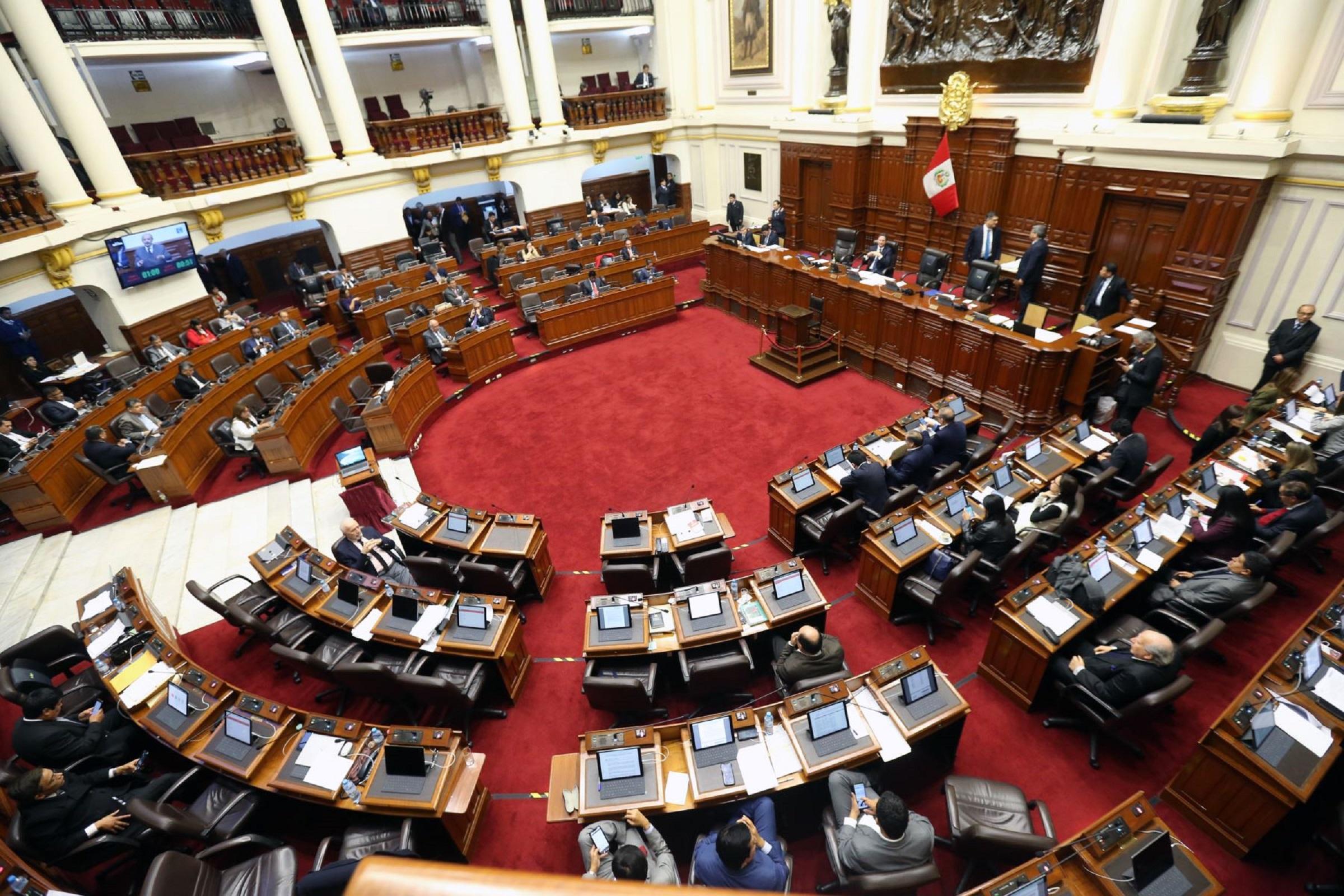 Congreso aprueba reforma política