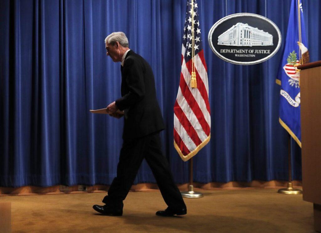 Mueller afirma no haber exonerado a Trump