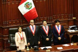 Pedro Olaechea se convierte en el nuevo presidente del Congreso