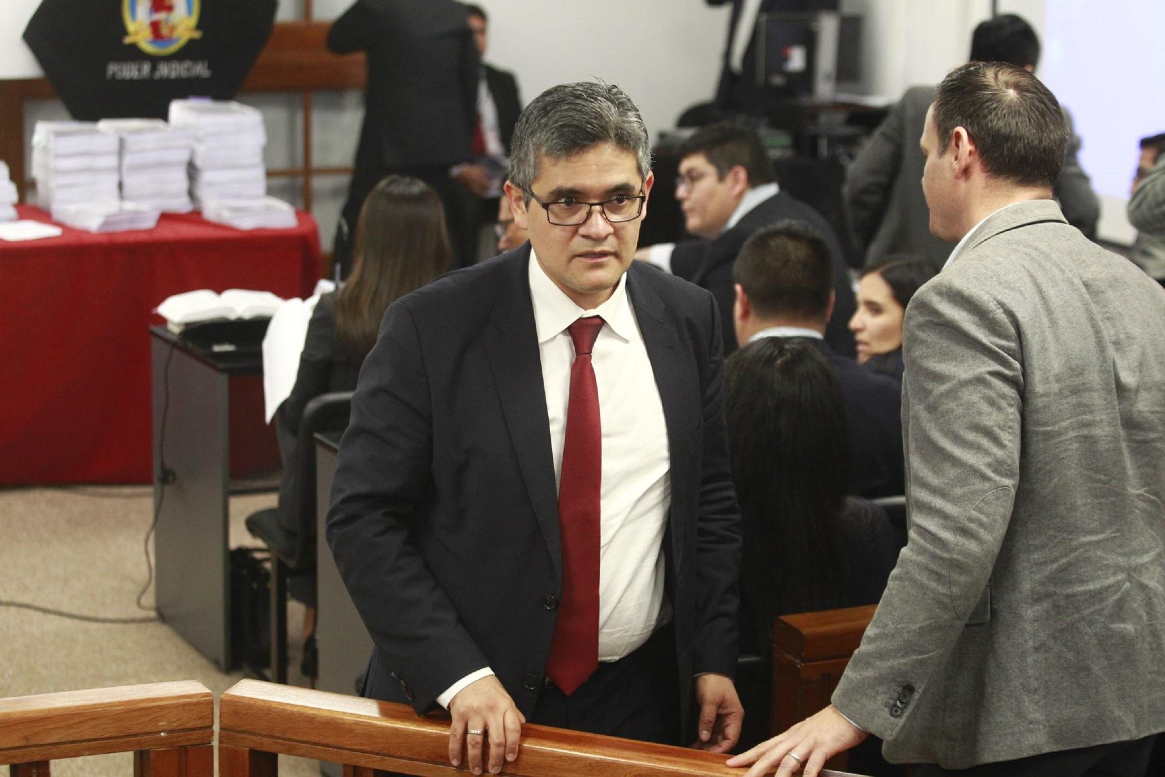 Fiscal José Domingo Pérez dentro del top 5 de personajes anticorrupción en Latinoamérica