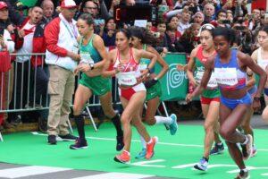 Gladys tejeda le da la primera medalla de oro a Perú en los Juegos Panamericanos