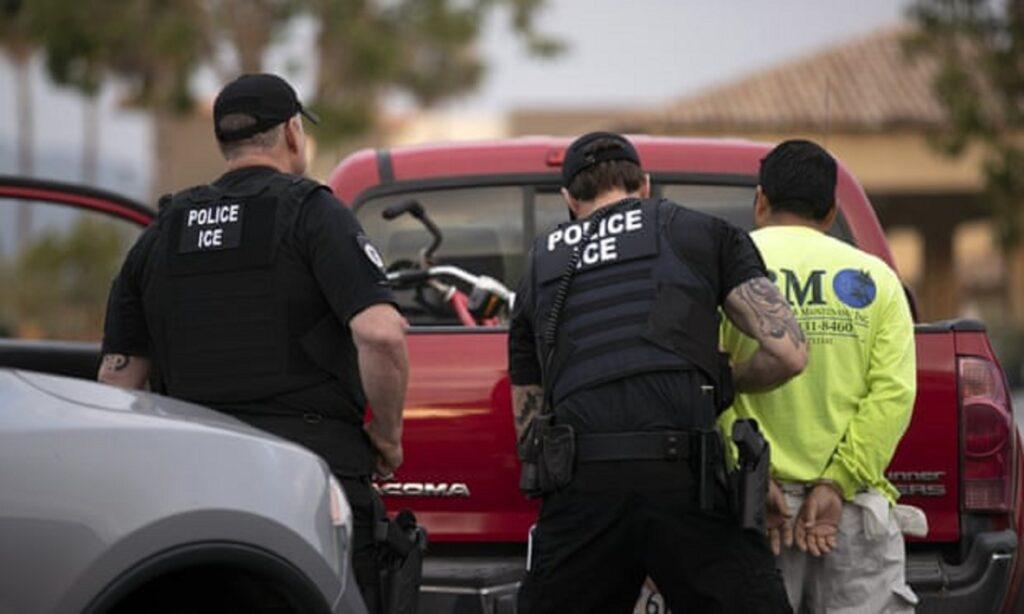 Trump inicia deportaciones expeditas en los Estados Unidos
