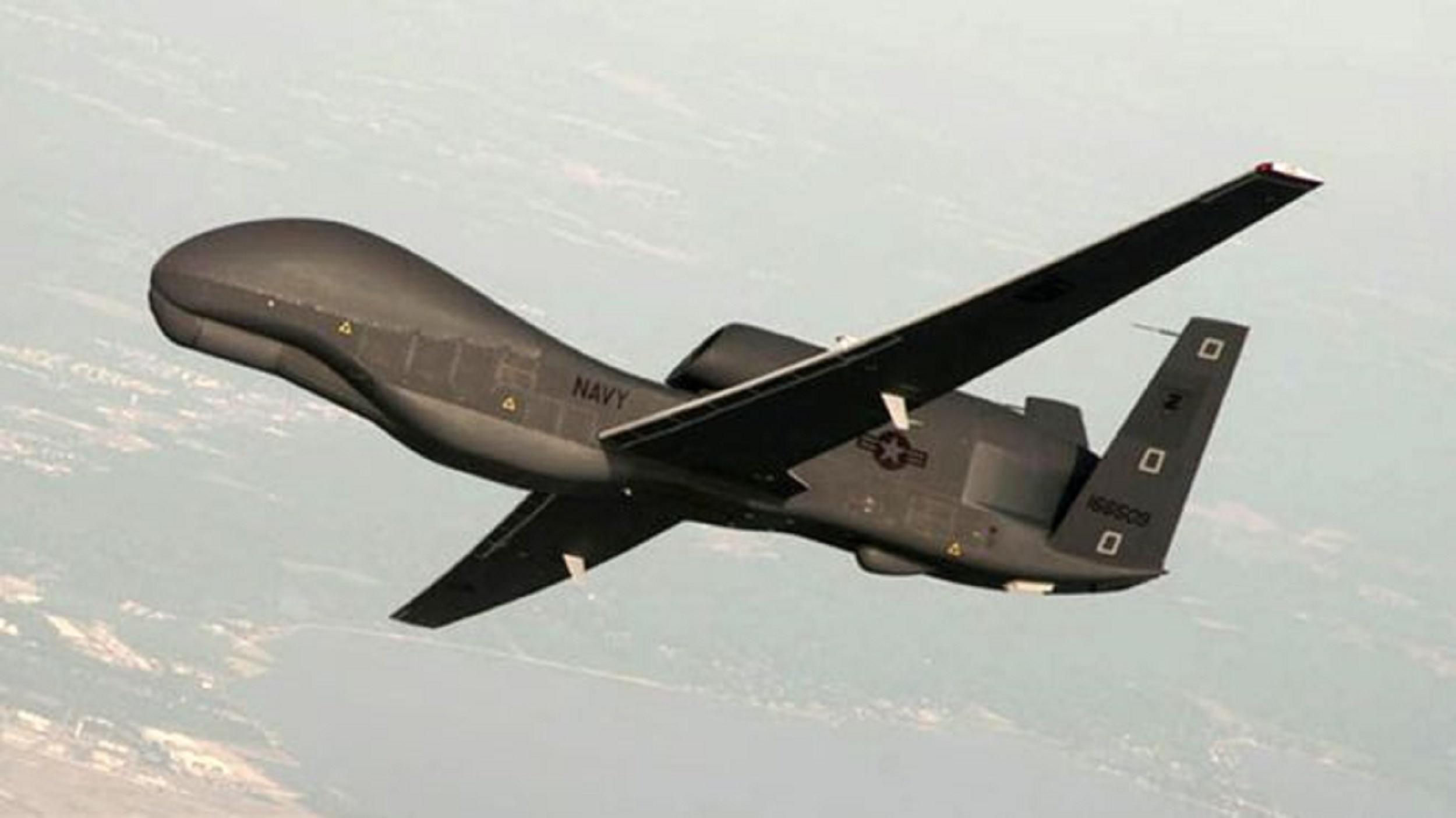 Estados Unidos derriba dron Iraní
