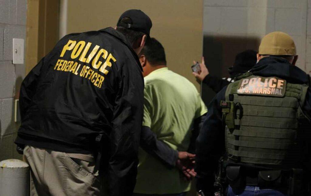 Los inmigrantes detenidos por Trump no son criminales