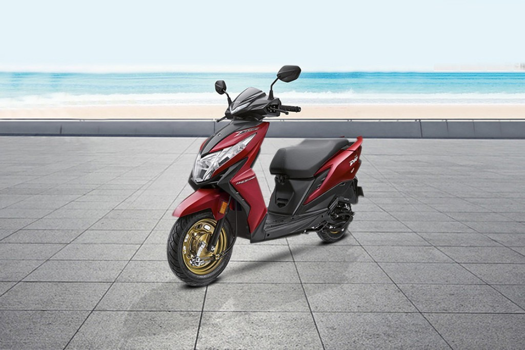 2020 Honda Dio BS6 Variant Launched In India