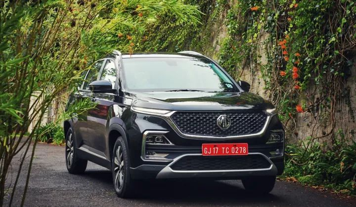 MG Hector Resale Value