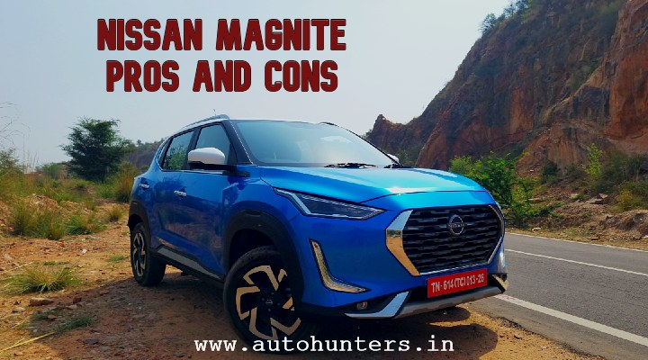 2020 Nissan Magnite Pros and Cons – Video